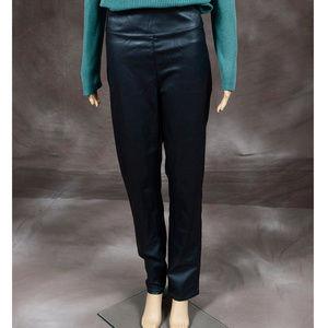 LC Lauren Conrad Faux Leather Stretch Jeans XL